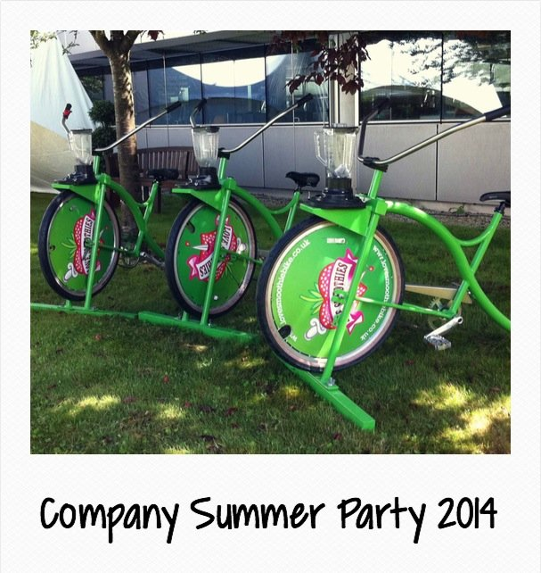 3 bikes summer party