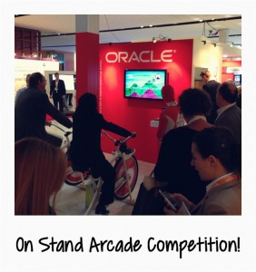 On Stand Arcade Competition
