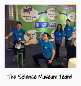 The Science Museum Team
