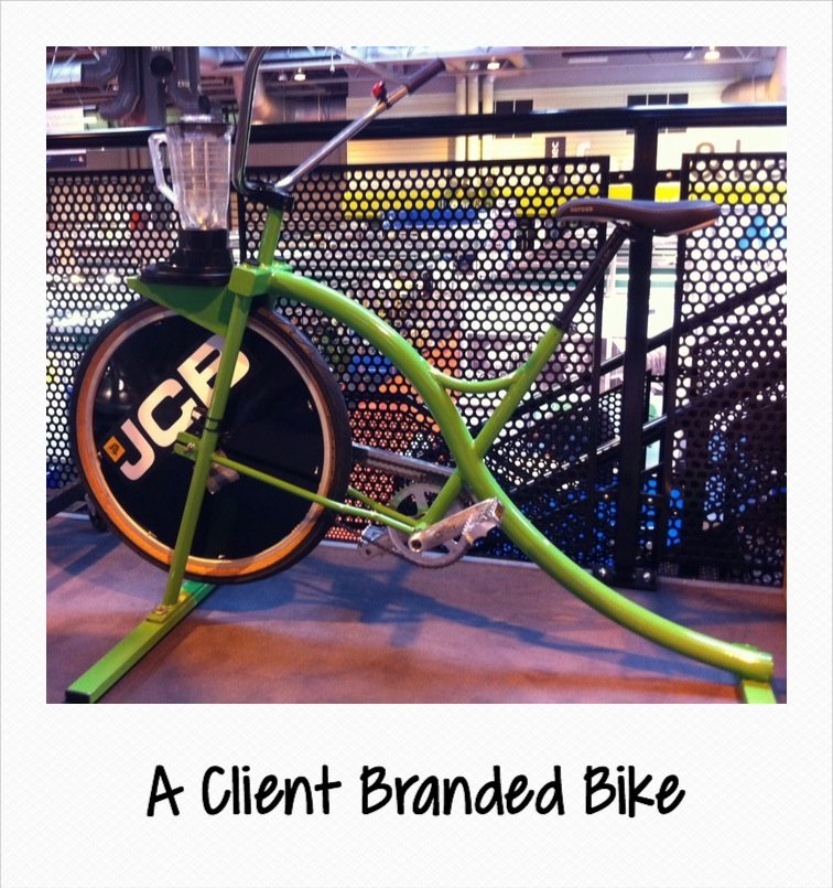 A Client Branded Bike