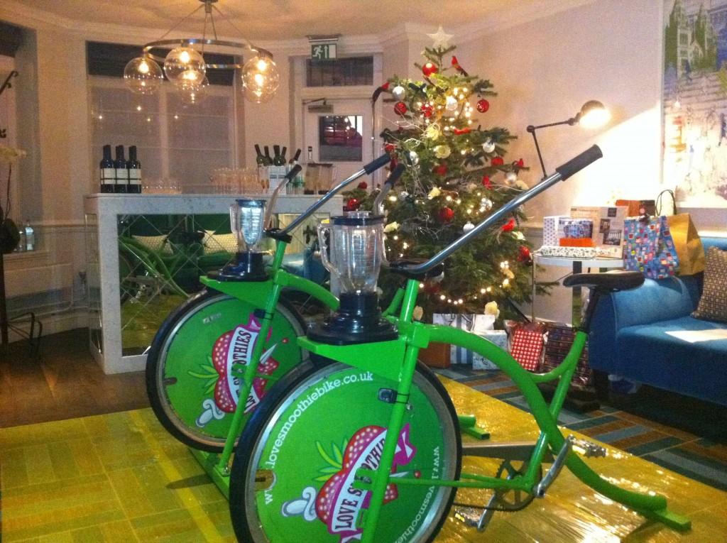bikes xmas no peeps sm